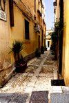 Palais à Noto en Sicile