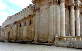 cathédrale de Syracuse duomo de Syracuse