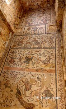 Fresques de la Villa del Casale