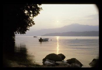 Lacs italiens lac d'Orta