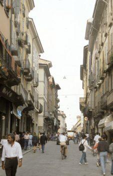 Pavie en Lombardie