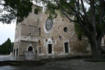 Cathédrale San Giusto à Trieste
