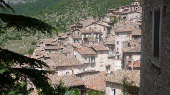 Visitez Scanno dans les Abruzzes