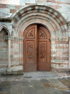Sacra de San Michele en Piémont
