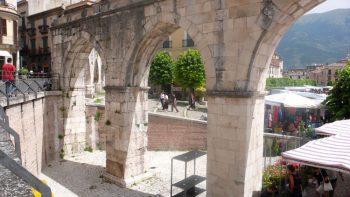 aqueduc romain de Sulmona
