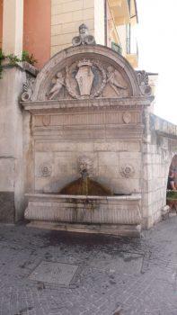 Fontaine de Sulmona