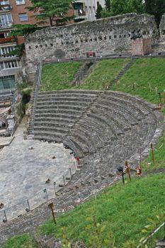 Théâtre antique de Trieste