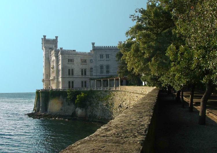 Château de Miramare Trieste