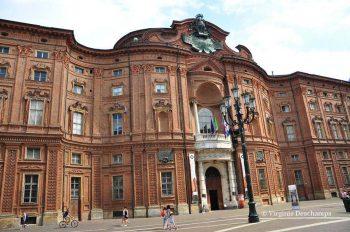 Palais Carignano à Turin