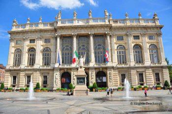 Visiter le Palais Madama à Turin