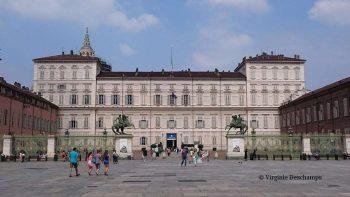 Visiter le Palais royal de Turin