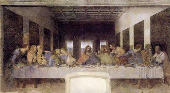 La Cène de Léonard de Vinci à Milan