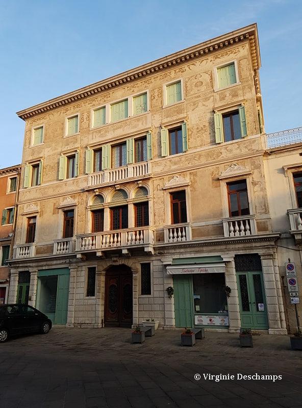 Corso del Popolo à Chioggia