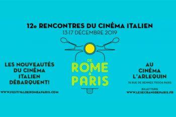 Festival de Rome à Paris 2019