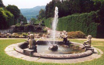 Jardin baroque de Valsanzibio