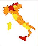 Restrictions 2021 en Italie jusqu'au 15 février