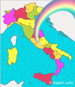 Entrée en l'Italie après le 15 mai 2021