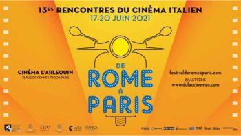 13e Festival de Rome à Paris 2021